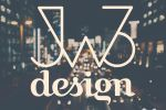 My redisgned logo - JW3 Design by JW3Design