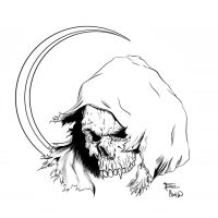 Reaper head by einar036