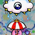 030 - In the Rain by Mikoto-chan