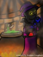 Witch's Brew by remanlongtail