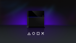 PS4 by Arcanthur