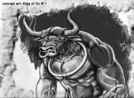 Ox Demon 5 by southercomfort