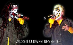 Wicked Clowns Never Die by TehNinJess