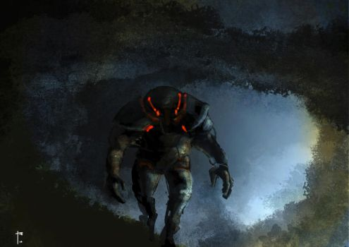 bot speed paint by Thomas-Baker