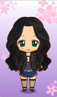 Me (Made with Chibi Maker) by MrsCromwell
