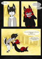 Stop Kissing My Sister::Page020 by TotemEye