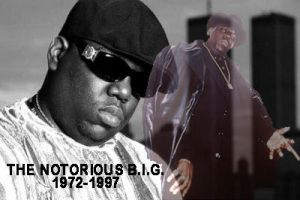 The Notorious B.I.G. by jason284