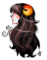 Aradia doodle by Ask-Shylo