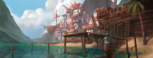 Shipwreck Cove by richytruong