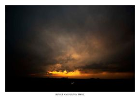 sunset variations: three by Pixla
