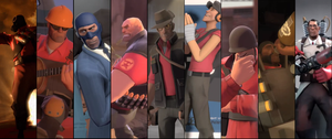 TF2 Meet... Everyone by Clockwork000
