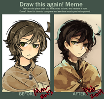 Before and After no.whatever by IDK-kun