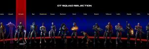 OT Squad Selection by GuardianoftheForce