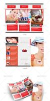 Care - Spa Trifold Template by UnicoDesign