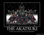 The Akatsuki by EpicAnimePerson