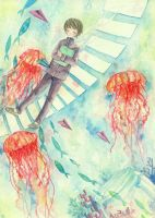 jellyfish dream by yuuta-apple