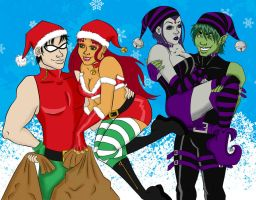 TT Christmas by clearassmoke