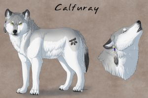 calfuray - Commission by Kium