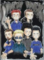 linkin park by gototha