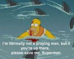 Homer Praying by avatar1997