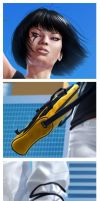 Mirror's Edge - Detalles by Varges