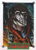 IDW Limited Sketch Cards Casey Jones 3 Final by jeffreyedwards