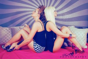 Loriel and I by tiffanybrutality