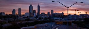 Perth Sunset 2 by alvse