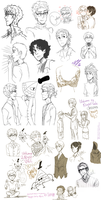 Night Vale - Doodle Dump by dontevenknow-anymore