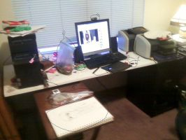 My Work Space vol 2 by Rini2012
