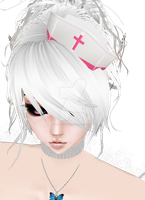 IMVU Nurse hat by BillyStrange