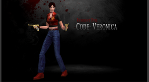 Claire Redfield CVX Model by Kams0nX by KammyMods