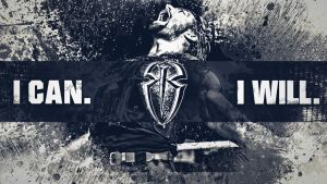 Wrestling Edit #3 Roman Reigns by BullCrazyLight