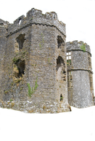 Tower Ruins 02 PNG.. by WelshDragonStockNArt