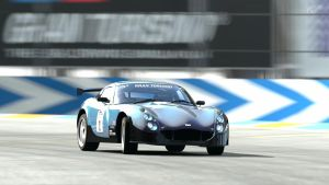 TVR Tuscan Speed 6 RM - Rome by MercilessOne