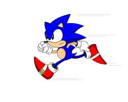 sonic T-shirt Graphic by sonicman88