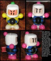 Bomberman 50 cent custom by Wakeangel2001