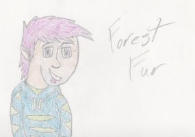 Humanized Forest Fur by gpfml