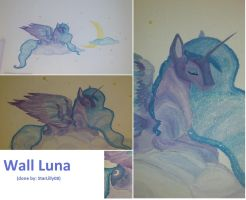 Wall Luna by StarLilly08