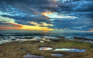 Point Lonsdale Storm by DanielleMiner