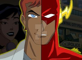 DCAU Duality - Wally West/The Flash by OptimumBuster
