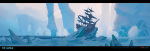 Ice World by Andr-X