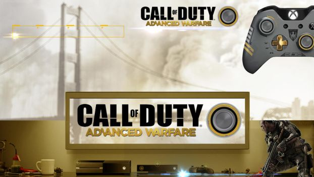 Theme for Xbox one | CALL oF DUTY by msk11