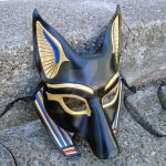 New Anubis 2010 by merimask