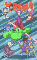 X-Rama by lost-angel-less