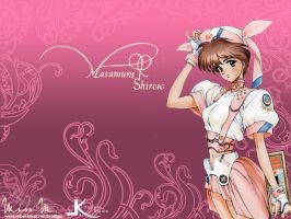 Masamune Shirow 5 by K-L-Designs