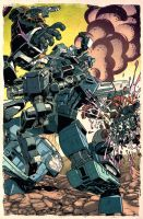 Wreckers 2 pg1 by dcjosh