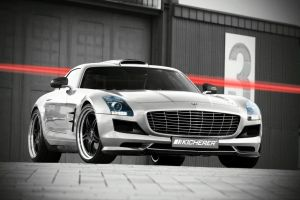 Kircherer SLS 63 CP by TheCarloos
