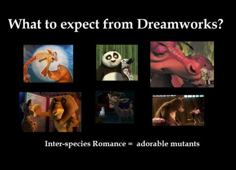 What else to expect from Dreamworks? by ShyViolet911