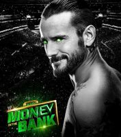 WWE Money In The Bank Poster by xXMAGICxXxPOWERXx